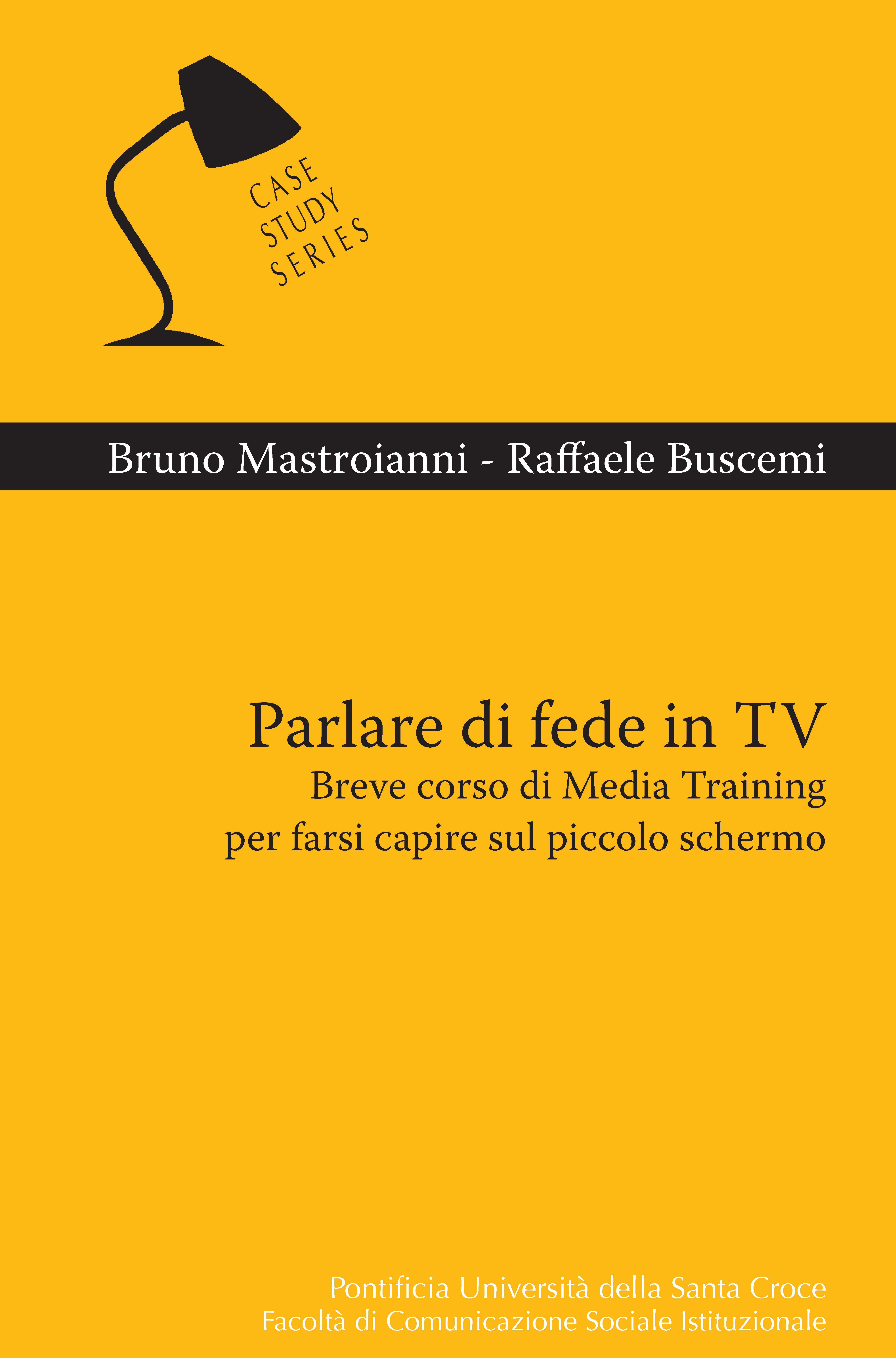 Pubblicazioni comunicazione pontificia universit for Design della comunicazione universita